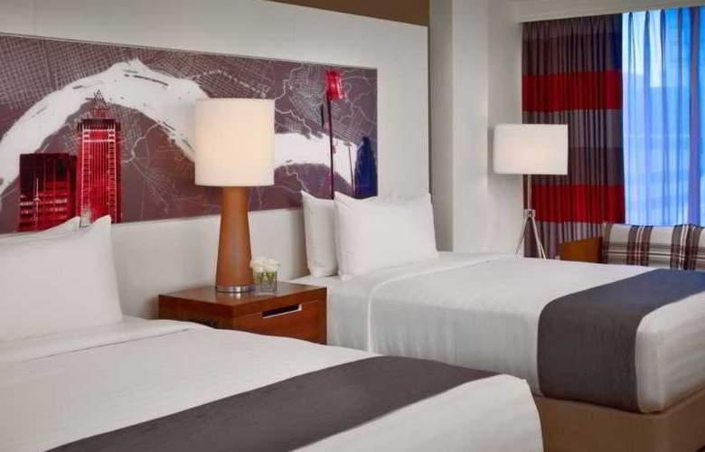 Sonesta hotel Philadelphia - Room - 2
