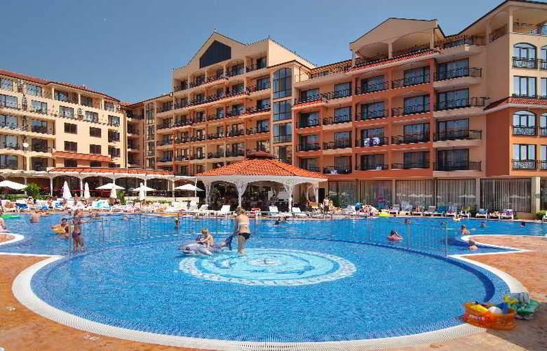 Hotelspa Diamant Residence - Pool - 12