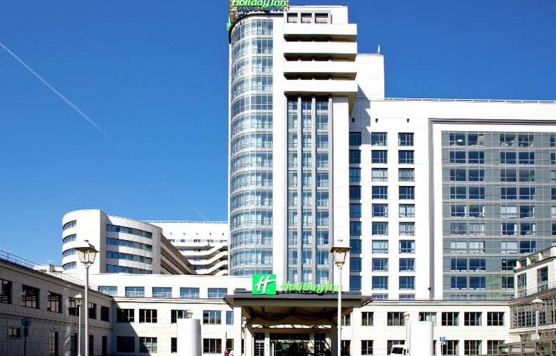 Holiday Inn Moskovskye Vorota - Hotel - 0