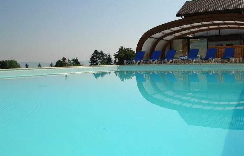 Les Chalets d'Evian - Pool - 5