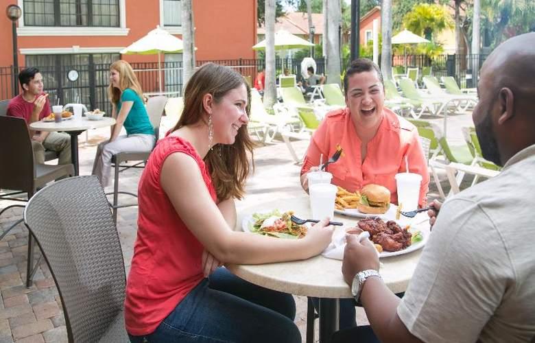 Legacy Vacation Club Lake Buena Vista - Restaurant - 21