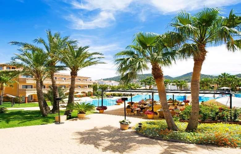 Mon Port Hotel Spa - Terrace - 216
