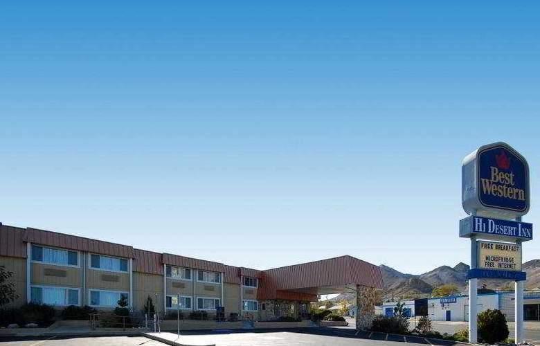 Best Western Hi-Desert Inn - Hotel - 0