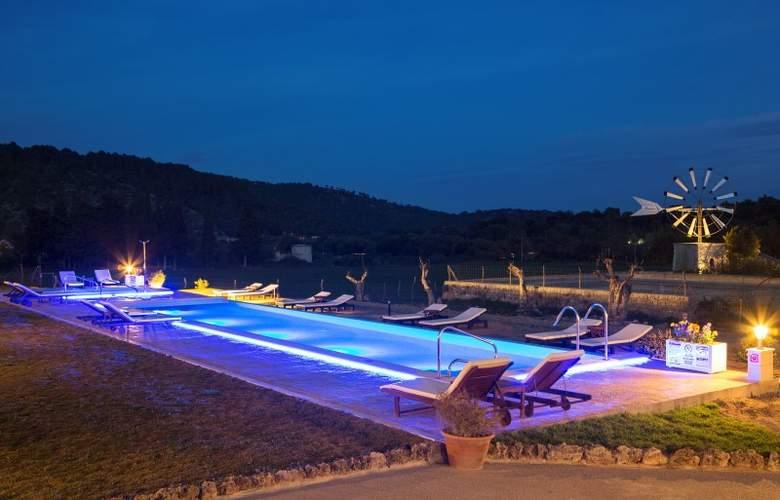 Monnaber Nou Spa, EcoHotel & Restaurante - Pool - 31