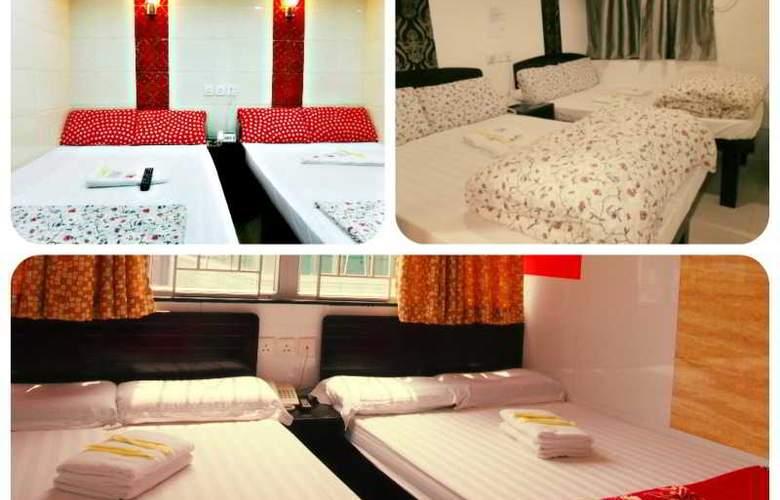 Ashoka Hostel - Room - 16
