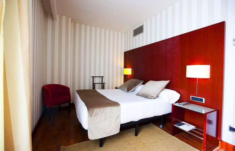 Zenit Barcelona - Room - 2