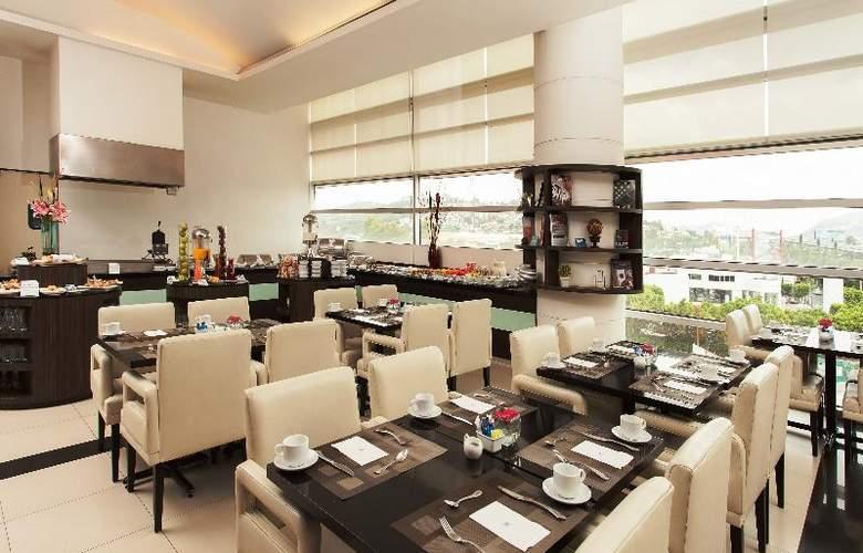 NH Valle Dorado - Restaurant - 30