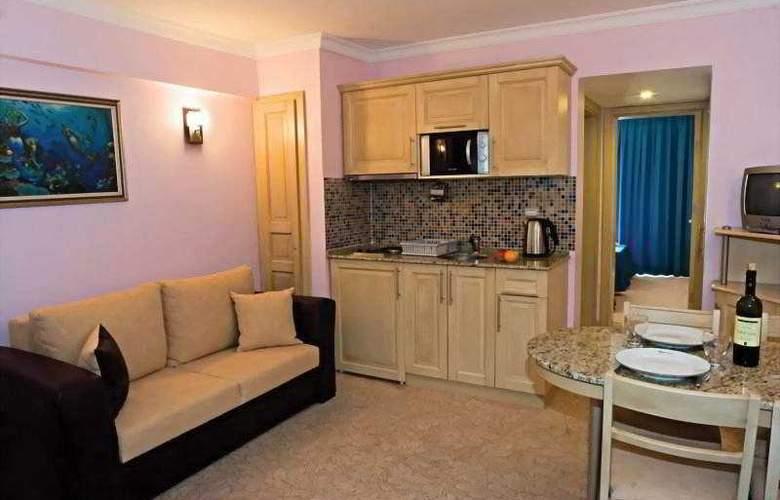 Faber Apart Hotel - Room - 3