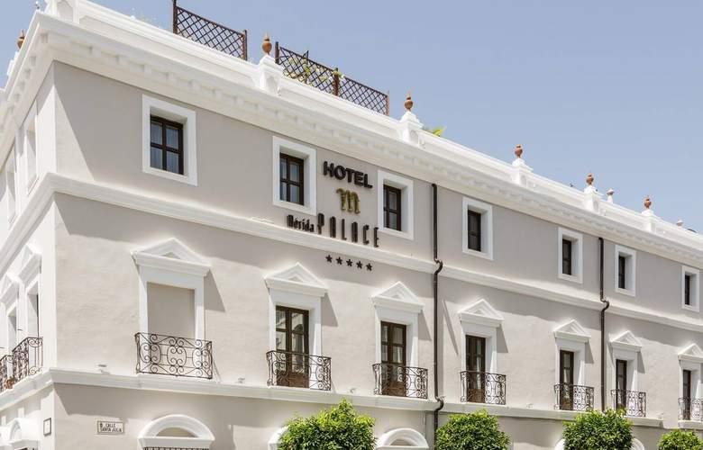 Ilunion Mérida Palace - Hotel - 8