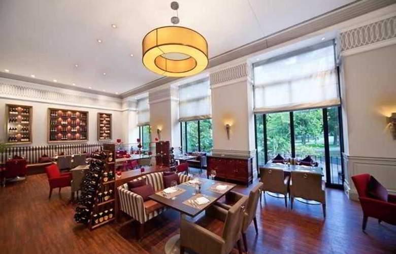 Tbilisi Marriott Hotel - Restaurant - 4