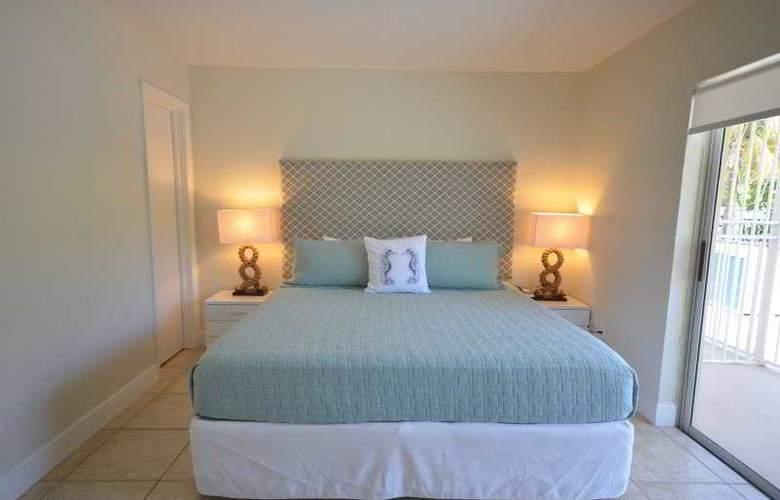 Coral Reef Suites Key Biscayne Mia - Room - 7