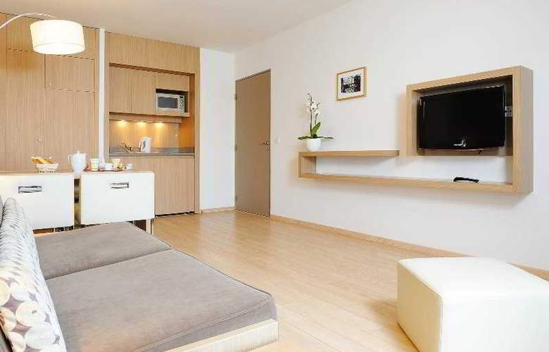 Residhome Carrieres Seine Saint Germain - Room - 1