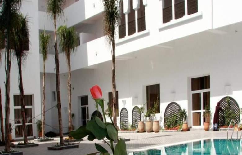 Golden Tulip Andalucia Golf Tangier - Pool - 31