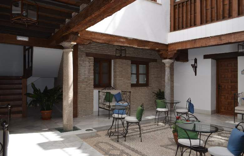 Casa del Capitel Nazari - Terrace - 7