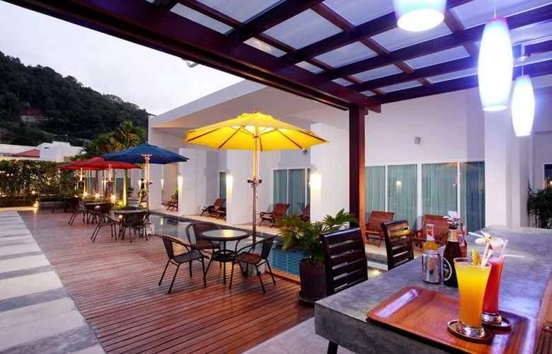Kata Lucky Villa & Pool Access - Terrace - 8