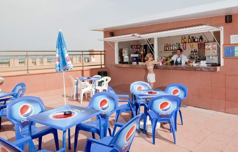 H TOP Molinos Park - Terrace - 7