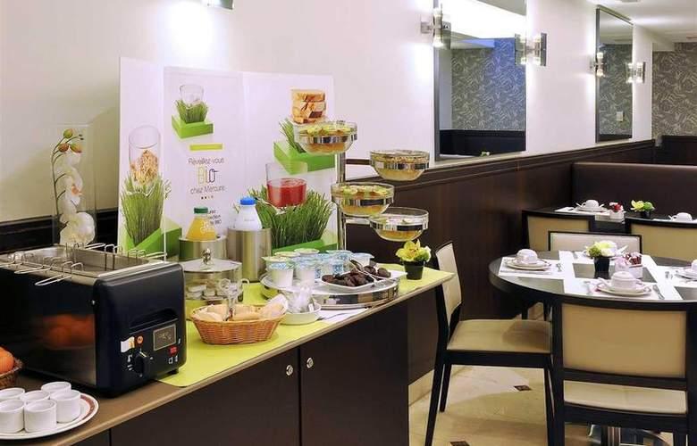 Mercure Paris La Sorbonne - Restaurant - 58