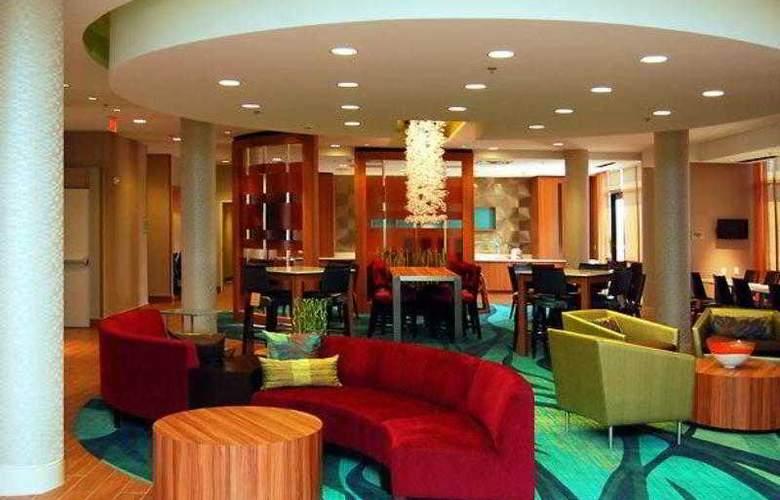 SpringHill Suites Las Vegas North Speedway - Hotel - 11
