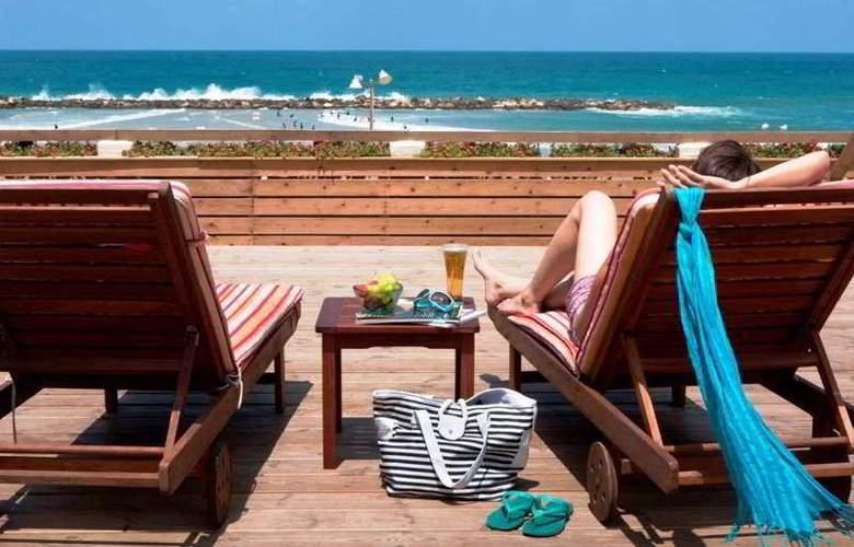 Renaissance Hotel Tel Aviv - Terrace - 16