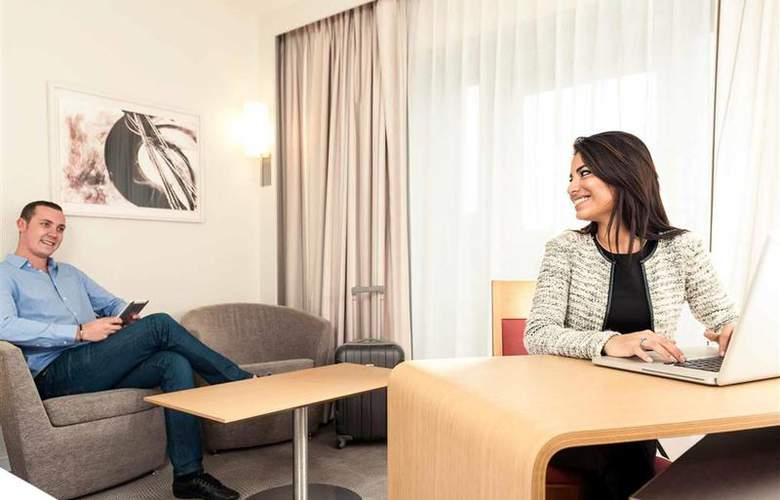 Novotel Gent Centrum - Room - 22
