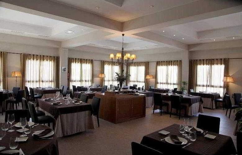 Santara Resort - Restaurant - 7