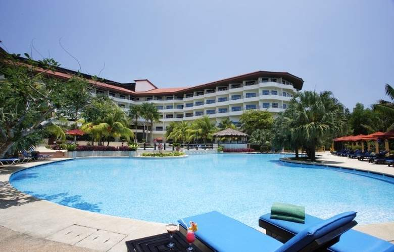 Swiss-Garden Resort & Spa, Kuantan - Pool - 7