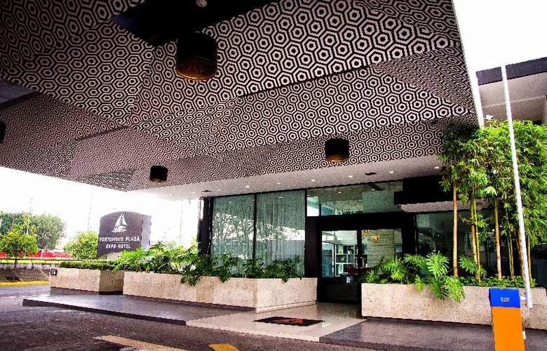 Portonovo Plaza Hotel Expo - Hotel - 0