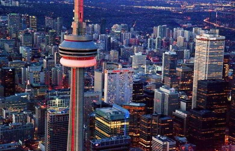 Sheraton Centre Toronto - Hotel - 26