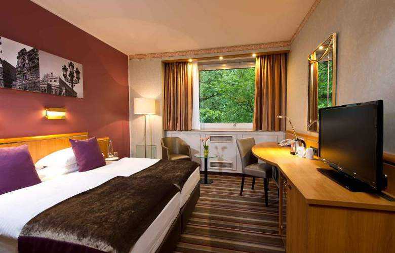 Leonardo Hotel Frankfurt City South - Room - 2