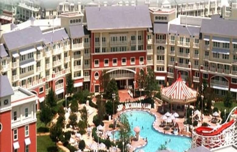 Disney's Boardwalk Inn - Hotel - 3