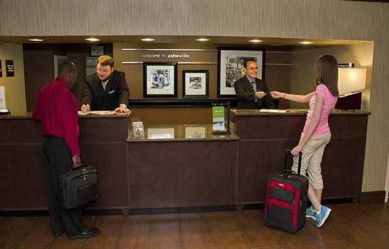 Hampton Inn Asheville - I-26 Biltmore Square - Hotel - 2