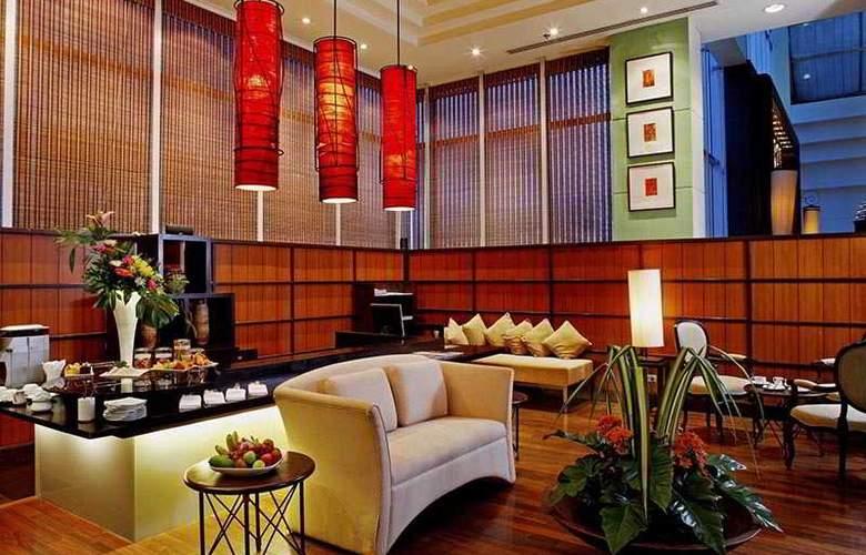 Centara Hotel Hat Yai - Terrace - 38