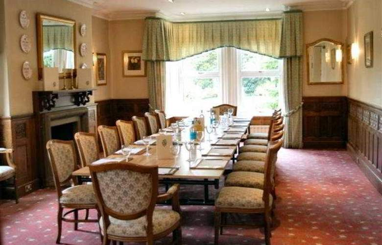 Duxford Lodge Hotel - Conference - 4