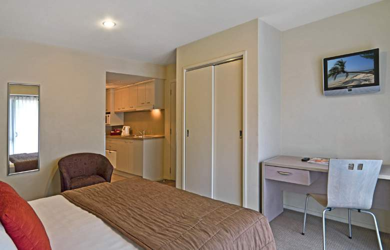 Grand Chancellor Auckland City - Room - 2