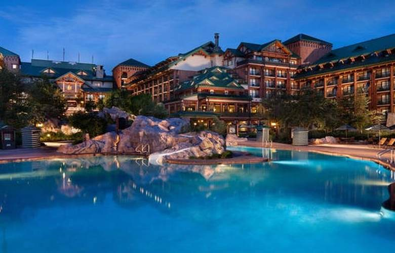 Villas at Disneys Wilderness Lodge - Hotel - 0