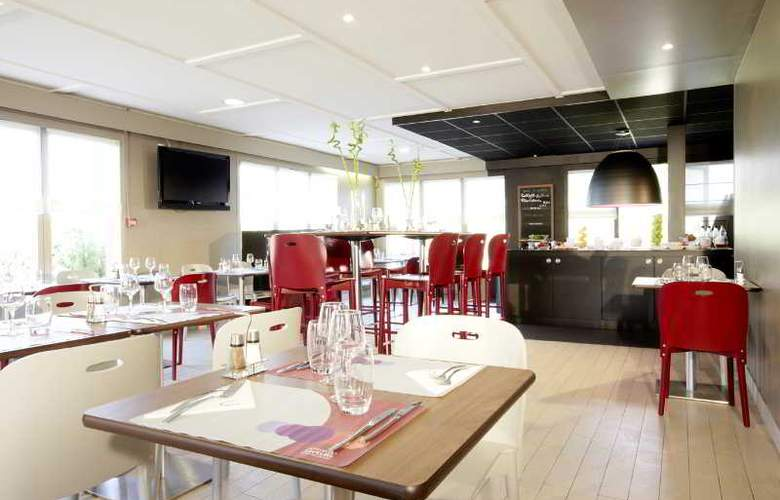 Campanile ROUEN NORD - Mont Saint Aignan - Restaurant - 8