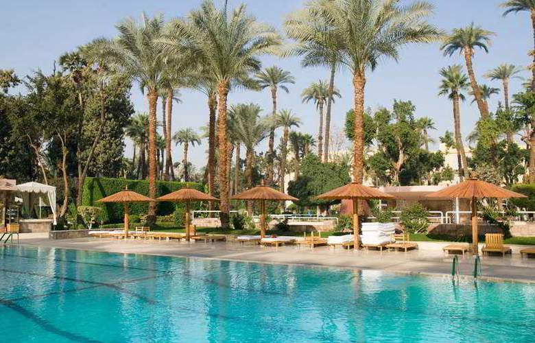 Sofitel Winter Palace Luxor - Pool - 10