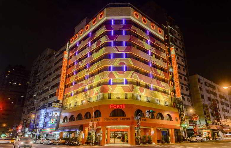 Orange Hotel-Liouhe, Kaohsiung - Hotel - 4
