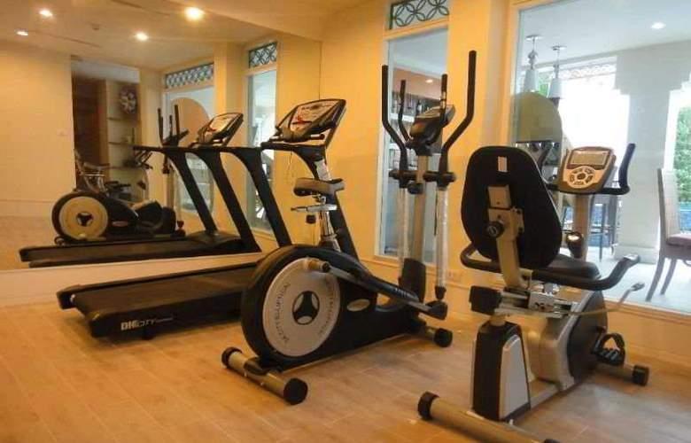 Salil Hotel Sukhumvit Soi Thonglor1 - Sport - 10