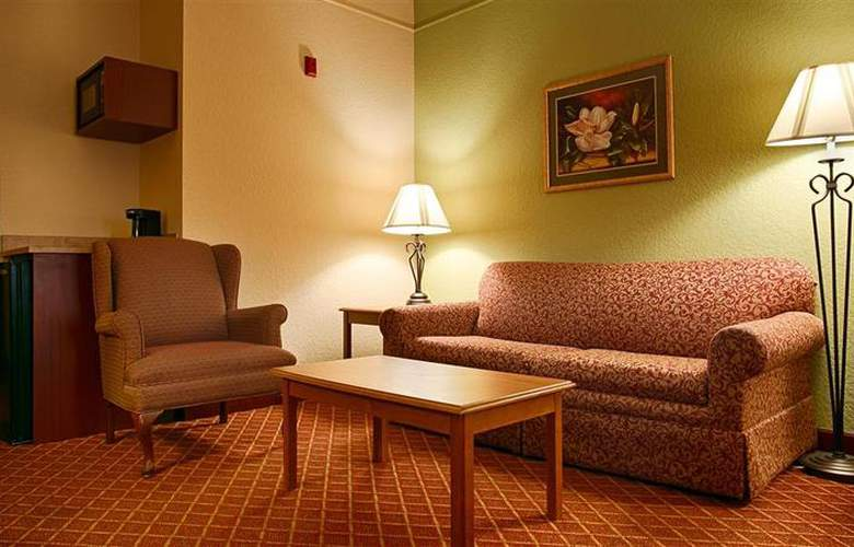 Best Western Plus Strawberry Inn & Suites - Room - 18