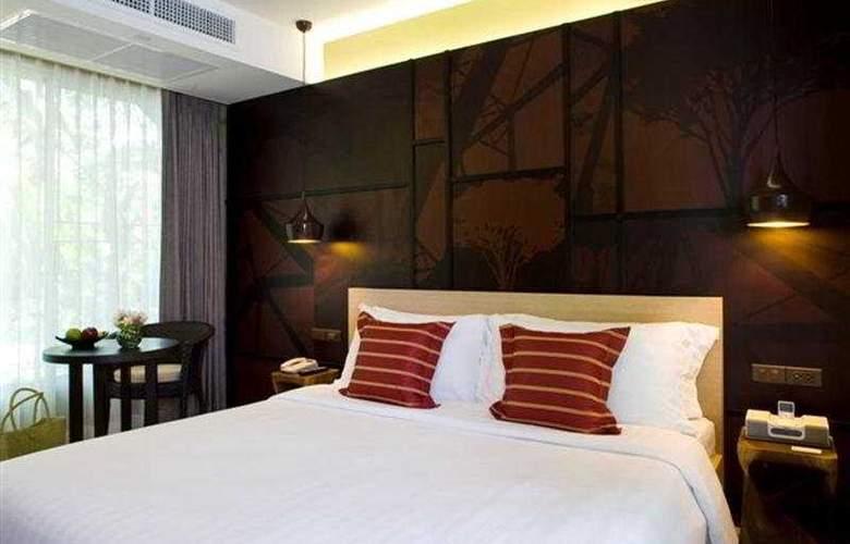 U Inchantree Kanchanaburi - Room - 3