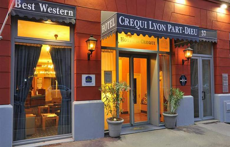 Best Western Crequi Part Dieu - Hotel - 30