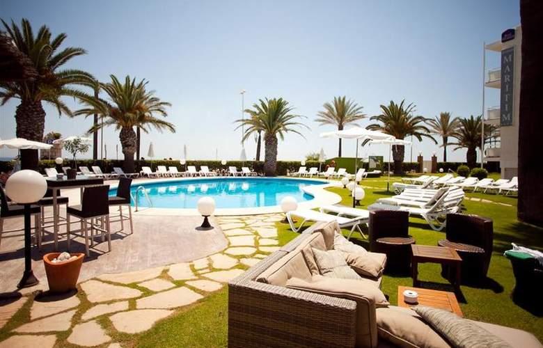 Best Western Hotel Subur Maritim - Pool - 98