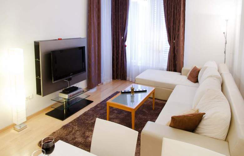 One Bedroom Apartment City Star - Hotel - 9