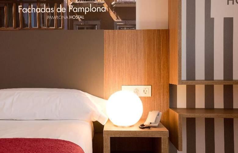 Hostal Pamplona - Room - 21