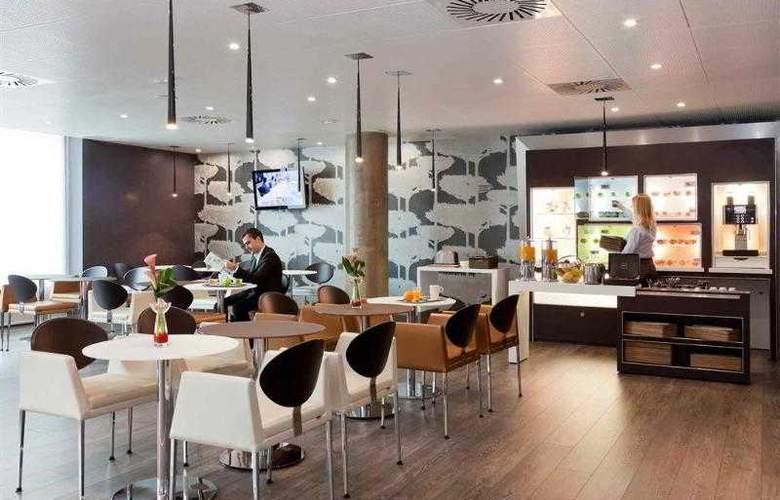 Novotel Suites Malaga Centro - Restaurant - 21