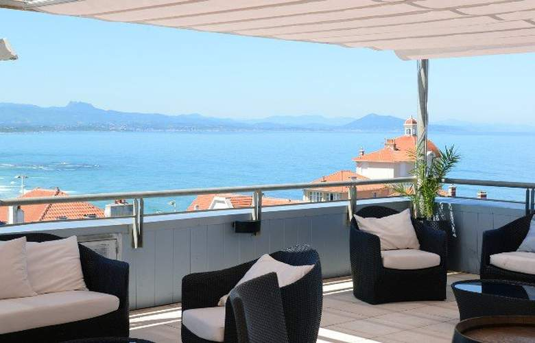 Radisson Blu Biarritz - Terrace - 7