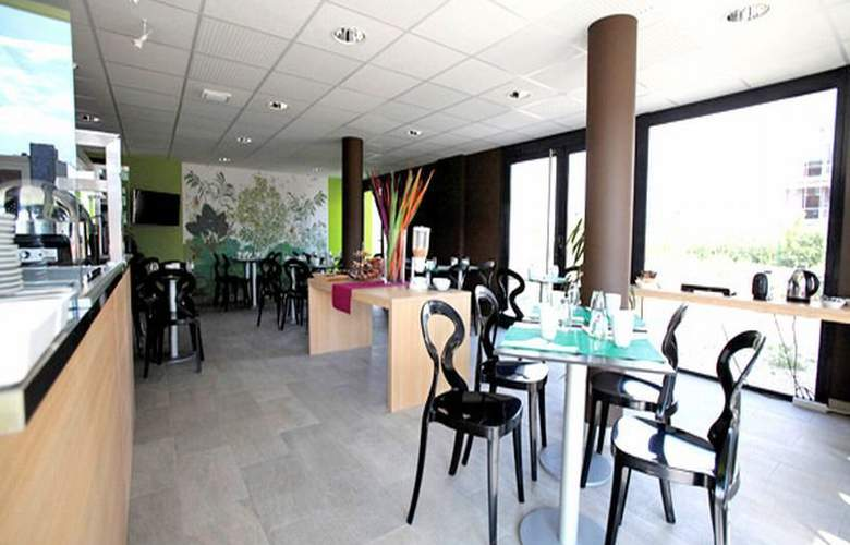 Appart' City Confort Elegance Tours - Restaurant - 10