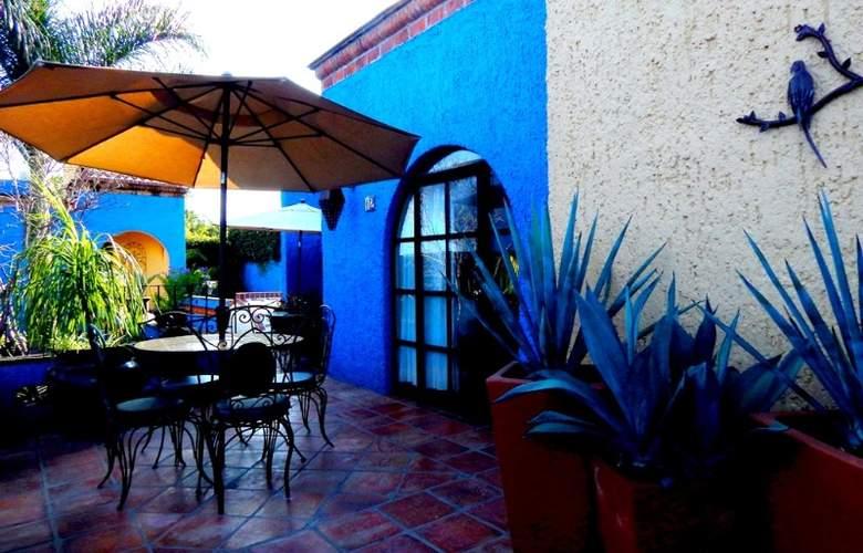 Hotel Boutique la Villa del Ensueño - Terrace - 4