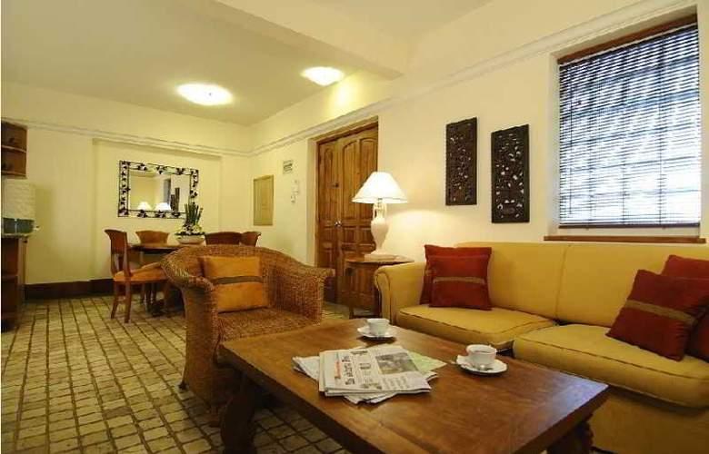 Club Bali Suites @ Jayakarta Bali - Room - 9